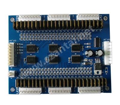 LJM-EXT2000B  扩展板V2.0