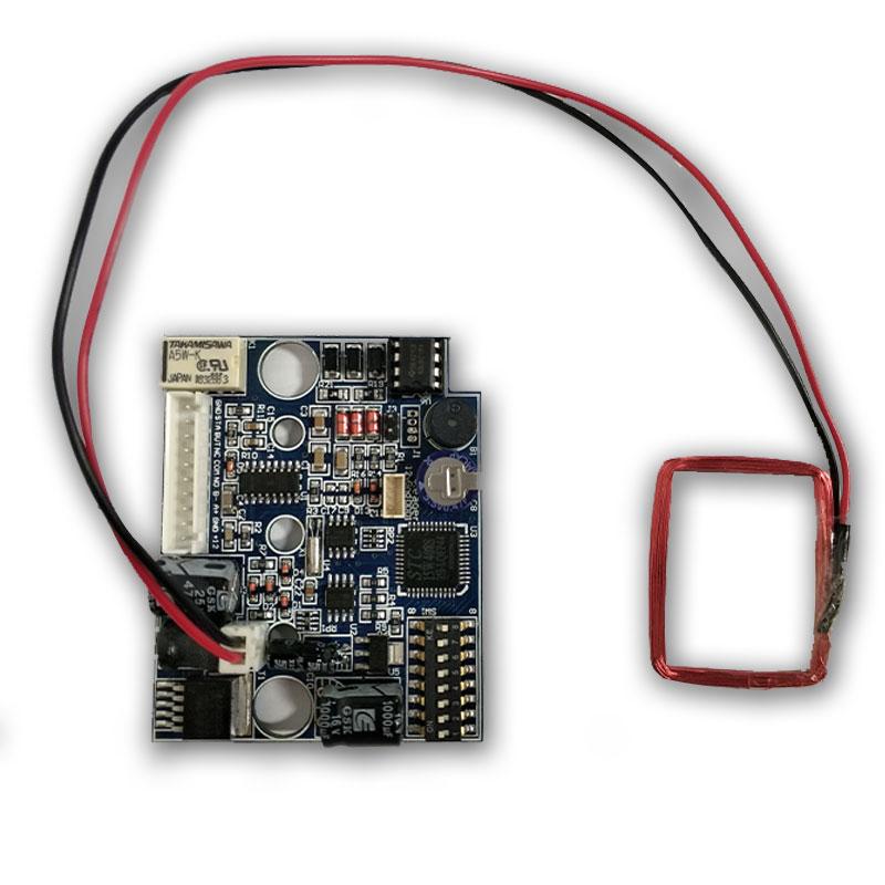 ID联网门禁一体机V6.1